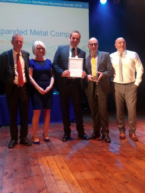 expanded-metal-company-business-awards
